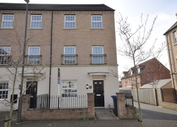 Thumbnail 4 bed town house to rent in Falstaff Court, Chellaston, Derby