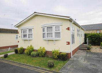 Thumbnail 2 bed detached house for sale in Cerne Villa Park, Chickerell Road, Chickerell, Weymouth