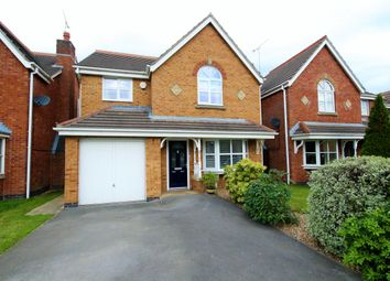 Thumbnail 4 bed detached house for sale in North Union View, Lostock Hall, Preston