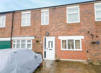 Thumbnail 4 bed town house for sale in Dales Road, Borehamwood