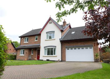 Thumbnail 5 bed detached house for sale in Chestnut Lane, Carlisle