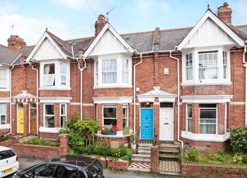 Thumbnail 3 bed terraced house for sale in St. Leonards Road, St. Leonards, Exeter