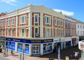 Thumbnail 3 bed flat for sale in George Street, Teignmouth