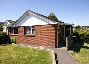 Thumbnail 2 bed semi-detached bungalow to rent in Hilltop Road, Corfe Mullen, Wimborne