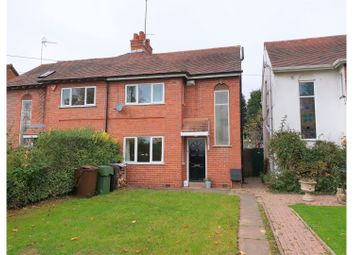 Thumbnail 3 bed semi-detached house for sale in Redditch Road, Alvechurch
