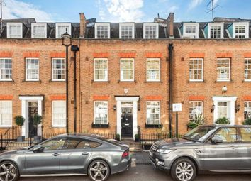 Thumbnail 5 bed terraced house for sale in Little Chester Street, Belgravia, London