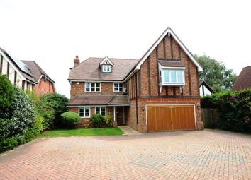 Thumbnail 6 bed detached house to rent in Waltham Road, White Waltham, Maidenhead