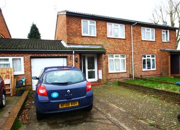 Thumbnail 5 bed property to rent in Corby Drive, Englefield Green, Surrey