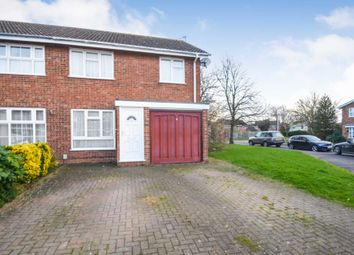 Thumbnail 3 bed semi-detached house for sale in Lyra Gardens, Leighton Buzzard