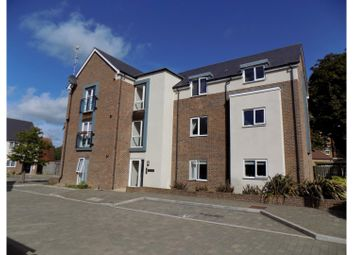 Thumbnail 2 bed flat for sale in 21 Coral Close, Shoreham-By-Sea