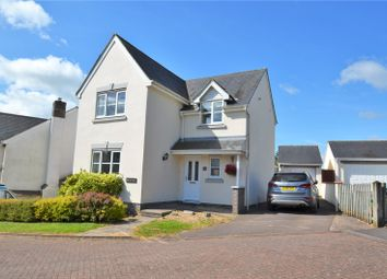 Thumbnail 4 bed detached house for sale in Cornlands, Sampford Peverell, Devon