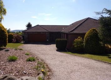 Thumbnail 4 bed detached bungalow to rent in Cairnie View, Westhill