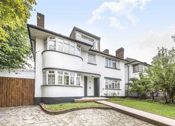 Thumbnail 5 bed property for sale in Leigham Court Road, London