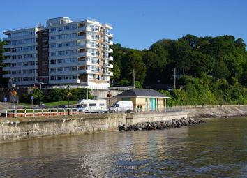 Thumbnail 2 bed flat for sale in Seabank, The Esplanade, Penarth