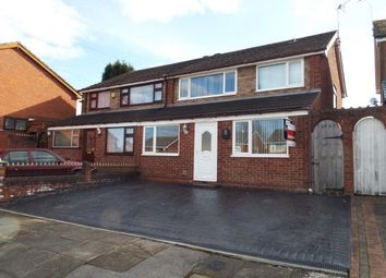 4 bed semi-detached house for sale in Wood Hill Rise, Holbrooks, Coventry, West Midlands CV6