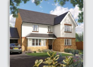 "Thumbnail 5 bed detached house for sale in ""The Chester"" at Fulmar Road, Bude"