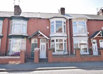Thumbnail 4 bed terraced house for sale in Ayresome Street, Middlesbrough