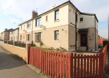 Thumbnail 2 bed flat for sale in North Street, Falkirk