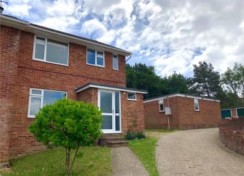 Thumbnail 2 bed flat for sale in Wayman Road, Corfe Mullen, Wimborne, Dorset