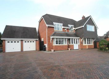 Thumbnail 4 bedroom detached house for sale in Hodgetts Drive, Hayley Green Halesowen