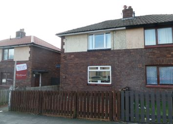 Thumbnail 2 bed semi-detached house to rent in Stanhope Road, Carlisle
