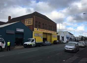 Thumbnail Light industrial for sale in Cleveland Street, Birkenhead