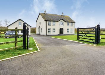 Thumbnail 5 bed detached house for sale in Crumlin Road, Upper Ballinderry, Lisburn