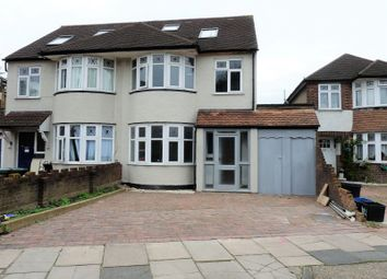 Thumbnail 5 bed semi-detached house to rent in Harvey Road, Hounslow