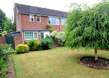 Thumbnail 2 bedroom maisonette for sale in Queensway, Great Cornard, Sudbury