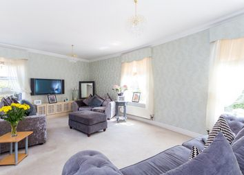 Thumbnail 2 bed flat to rent in King Henry Court, Deer Park Way, Waltham Abbey