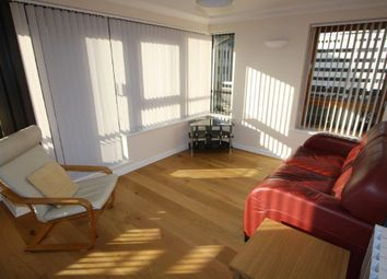 Thumbnail 1 bed flat to rent in Meridian Place, Marsh Wall, London
