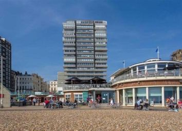Thumbnail 1 bed flat to rent in Kings Road, Brighton