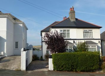 Thumbnail 3 bed semi-detached house to rent in Merafield Road, Plymouth, Devon