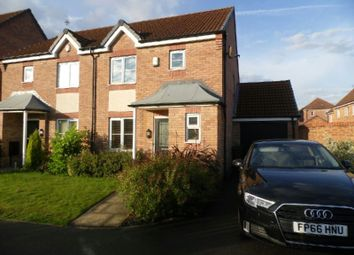 Thumbnail 3 bed semi-detached house to rent in Goodheart Way, Thorpe Astley, Braunstone, Leicester