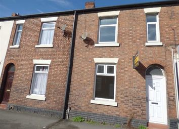 Thumbnail 2 bedroom terraced house to rent in Middlewich Street, Crewe
