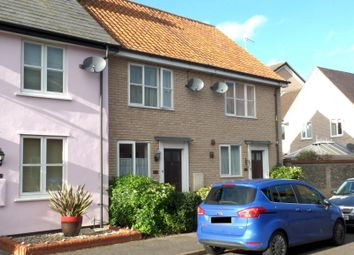 Thumbnail 2 bedroom terraced house to rent in Rockingham Road, Bury St. Edmunds