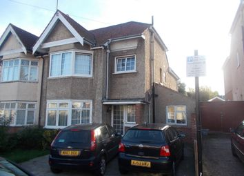 Thumbnail 6 bed semi-detached house to rent in Blenheim Gardens, Southampton