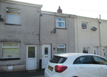 Thumbnail 2 bed terraced house for sale in Brick Street, Glyncorrwg, Port Talbot, Neath Port Talbot.