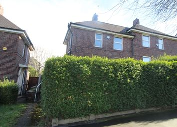 Thumbnail 2 bed semi-detached house to rent in Adlington Road, Sheffield