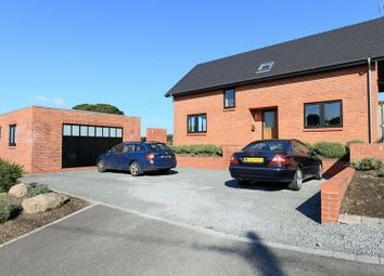 Thumbnail 4 bed detached house for sale in The Oaks, Mead Avenue, Scholar Green, Stoke-On-Trent