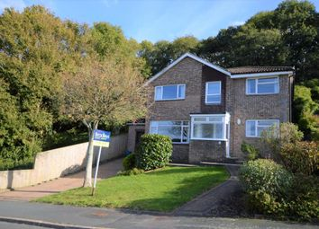 Thumbnail 5 bed detached house for sale in Knapps Close, Plymouth, Devon