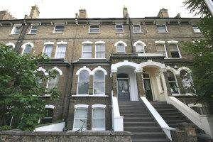 Thumbnail 3 bedroom flat to rent in Ospringe Road, Kentish Town