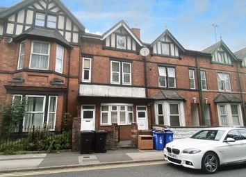 4 bed terraced house for sale in Burton Road, Derby, Derbyshire DE1