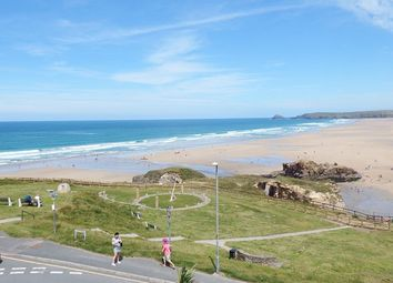 Thumbnail 3 bedroom flat for sale in Cliff Road, Perranporth