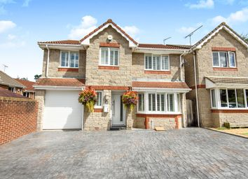 Thumbnail 5 bed detached house for sale in Beck Close, Emersons Green, Bristol