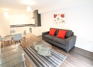 Thumbnail 2 bed flat to rent in Fabrick Square, Digbeth