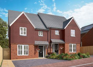 Thumbnail 3 bed semi-detached house for sale in London Road, Westerham
