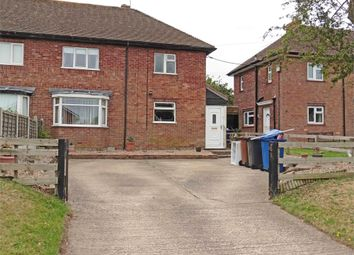 Thumbnail 3 bed semi-detached house to rent in Manor Lane, Harlaston, Tamworth, Staffordshire