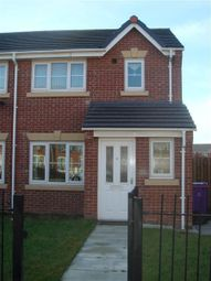 Thumbnail 3 bed semi-detached house to rent in Shadowbrook Drive, Hunts Cross, Liverpool