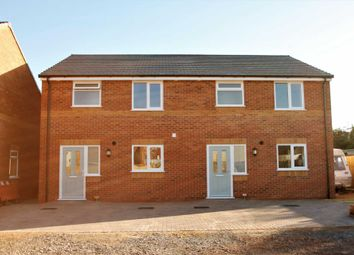 Thumbnail 3 bed semi-detached house for sale in Higham Gate, Rushden